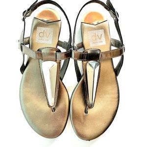 Dolce Vita- Bronze Sandals